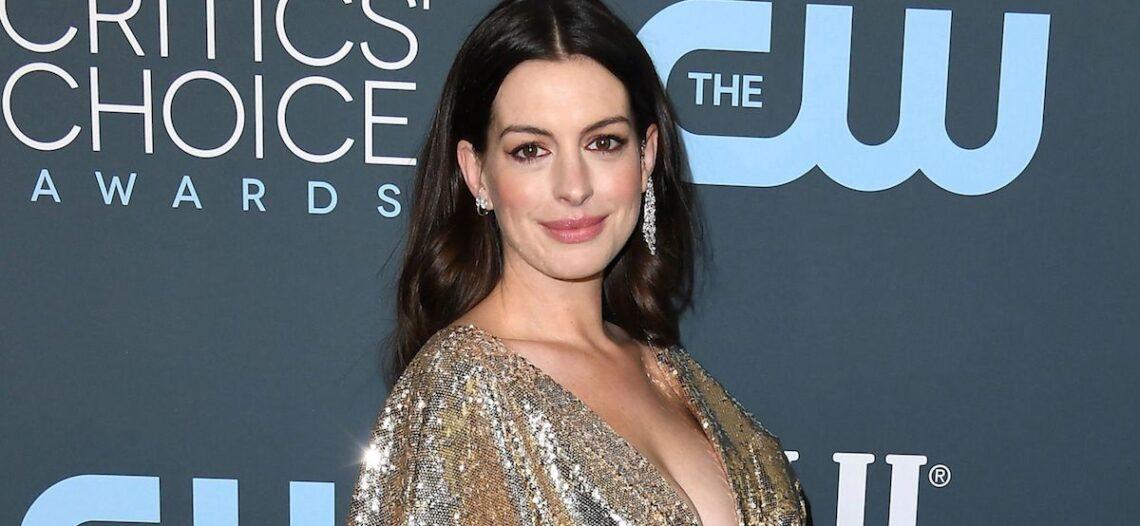 Anne Hathaway protagonizará thriller ambientado en tiempos de covid