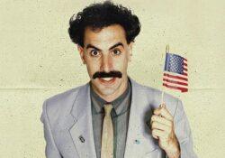 La nueva película de Borat será estrenada en Amazon Prime