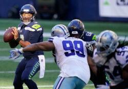 Russell Wilson comanda victoria de Seattle sobre Dallas