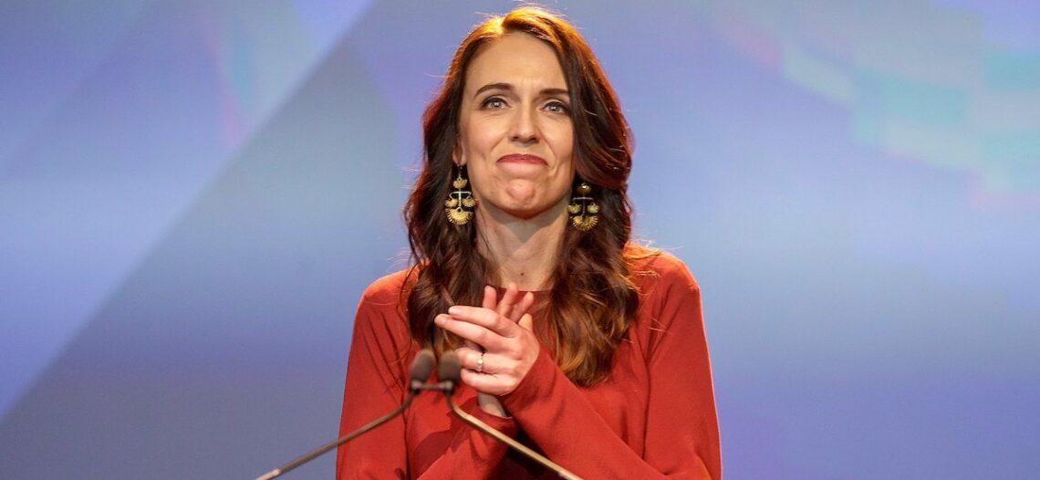 Primera ministra de Nueva Zelanda arrasa en elecciones