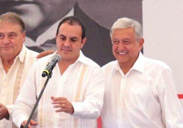 Gobernadores cierran filas con López Obrador