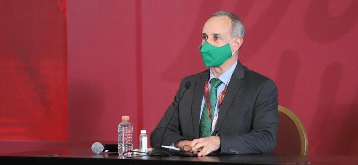 En noviembre México aplicaría pruebas rápidas para Covid: López-Gatell