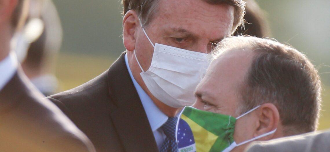 Brasil registra más de 12 mil casos de Covid en 24 horas