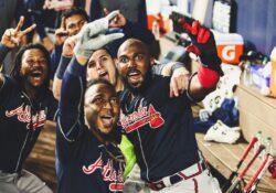 Bravos vuelven a someter a los Dodgers
