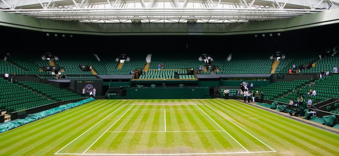 Wimbledon 2021 podría jugarse sin público