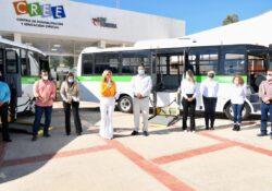 Beneficia Gobernadora a personas con discapacidad de seis municipios