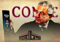 "Presenta AMLO, ""Guía Ética para la Transformación de México"""