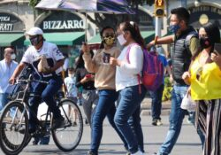 Suman 1,041,875 los casos positivos de covid-19 en México