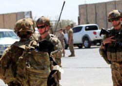 EU se queda solo con 2 mil 500 soldados en Afganistán e Irak