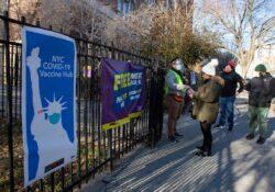 Perderemos la carrera si no se incrementan vacunas: Gobernador NY