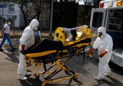 Suman 1,534,039 los casos positivos de covid-19 en México