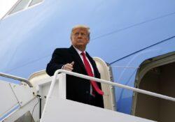 Donald Trump desea buena suerte al nuevo gobierno