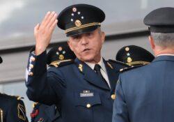FGR no ejercerá acción penal contra el general Cienfuegos