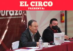 Alfonso Durazo promete revivir Guaymas