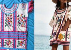 Oaxaca reprueba 'plagio' de huipiles por parte de marca australiana