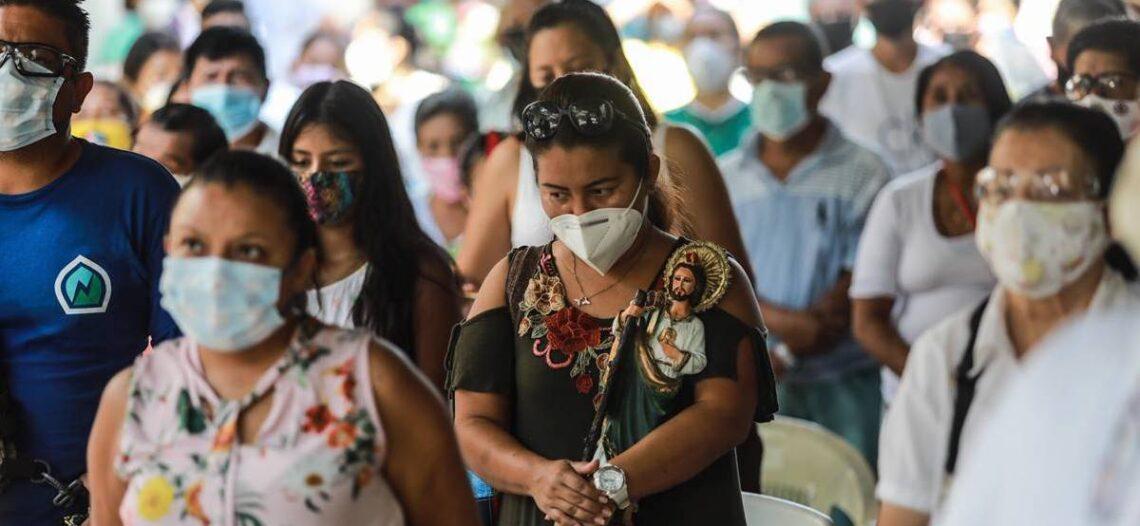 México supera las 131 mil muertes por Covid-19