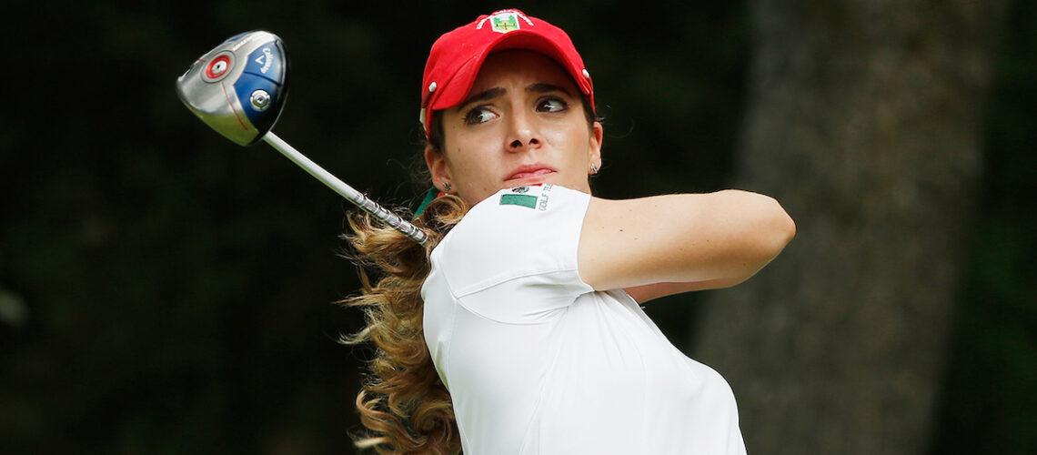 Gaby López marcha tercera en el Torneo de Campeones