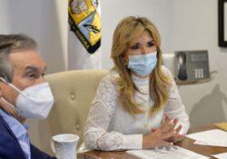 Atestigua Gobernadora Pavlovich inicio de operaciones de LaZboy en SLRC