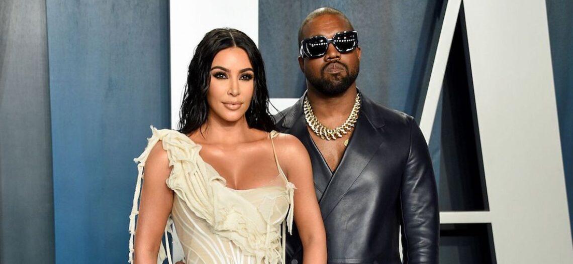Kim Kardashian solicita divorcio de Kanye