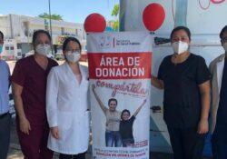 Reitera Salud Sonora el llamado a la Donación Voluntaria de Sangre