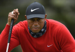 Tiger Woods es trasladado de hospital para seguir recuperación