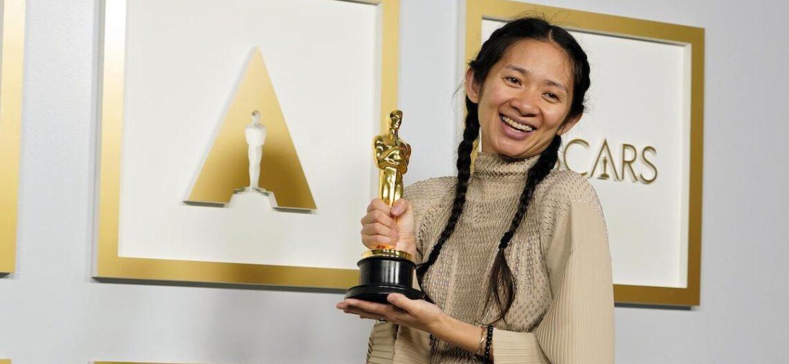 China censura el histórico Oscar de Chloé Zhao por Nomadland