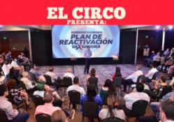 Presenta Borrego Gándara plan de reactivación