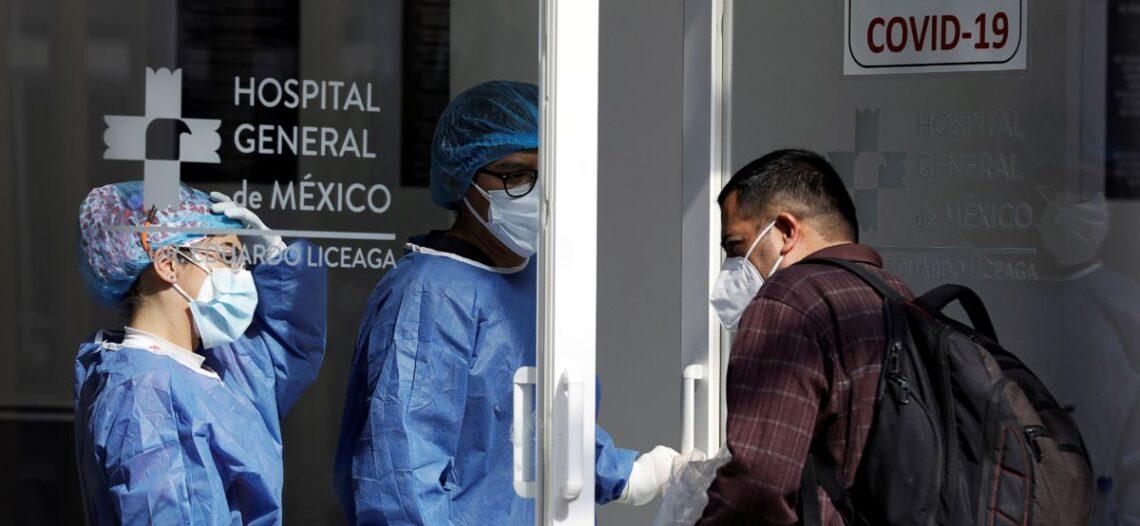 México suma 215 mil 918 muertes por Covid-19