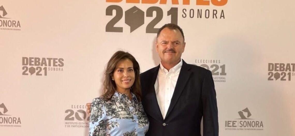 Los Sonorenses declaran ganador al Borrego Gándara del primer debate