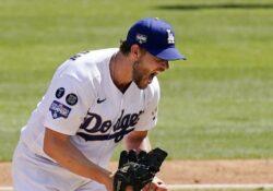 Dodgers vencen a Nacionales en duelo de pitcheo