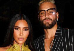 Kim Kardashian disfruta su nueva vida de soltera