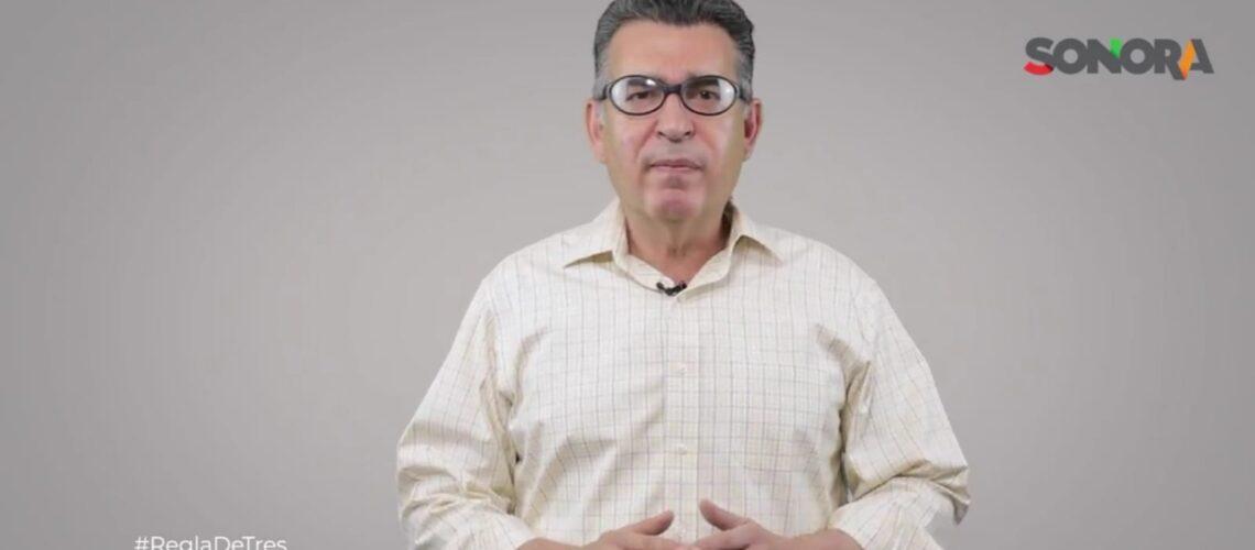 Es momento de seguir cuidándonos y no bajar la guardia: Enrique Clausen