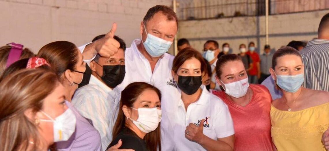 """Creará el """"Borrego"""" Gándara modelo regional para combate a inseguridad"""