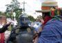 Policías balean a indígenas que se dirigían a protesta en Colombia