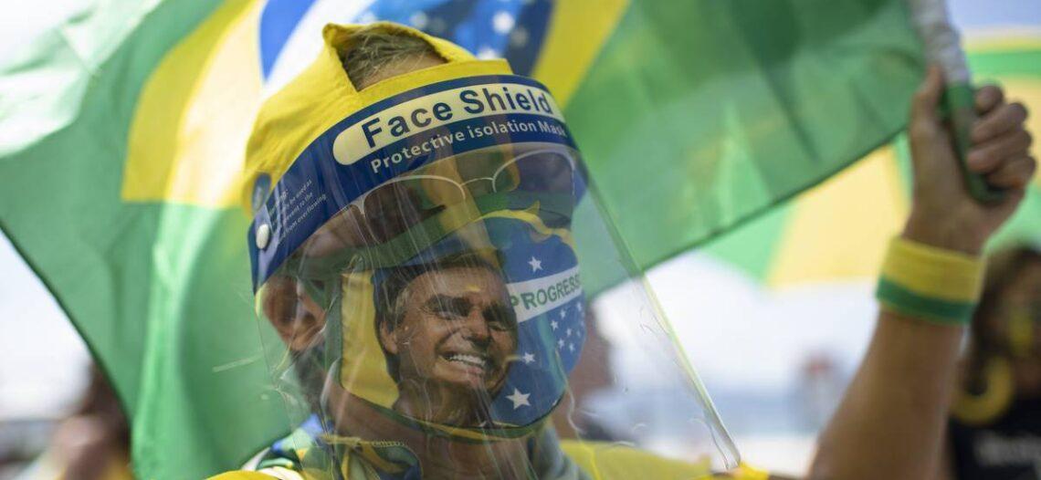 Brasil registra mil 202 nuevas muertes por covid-19 en últimas 24 horas