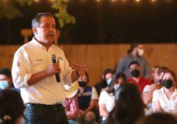Habrá una red masiva de WIFI de uso abierto en Hermosillo: Toño Astiazarán