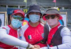 La sonorense Alejandra Valencia aporta para que México gane el pase olímpico