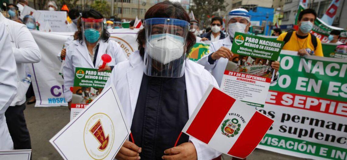 Detectan primer caso de variante india del coronavirus en Perú