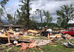 'Claudette' deja 13 muertos en Alabama