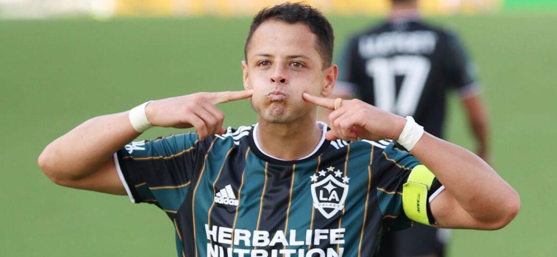 Chicharito, elegido como el Jugador del Mes en la MLS