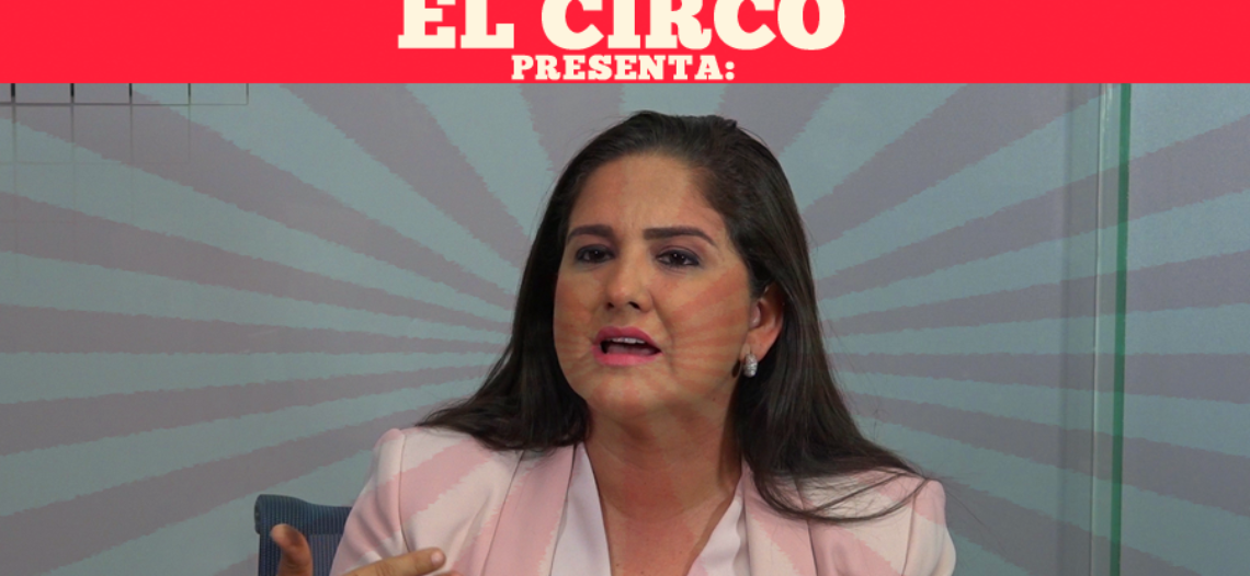 Patadas de ahogada de Célida López