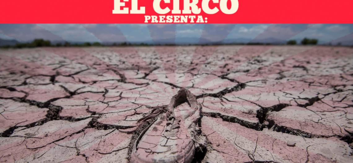 Hermosillo sufriendo sequía y el covid-19