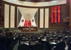 Rebeldes de la 4T, contra las reformas; Congreso de la Unión