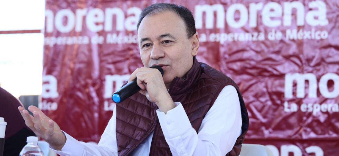 Sonora le ha abierto la puerta a la Cuarta Transformación: Alfonso Durazo