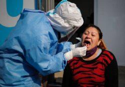 Se aceleran los contagios durante julio; suman 122 mil 799 en sólo 16 días
