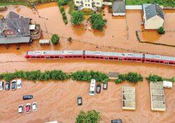 Inundaciones arrasan en Europa; hay 66 muertos