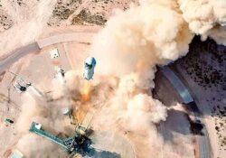 Turismo espacial dañará al planeta, en plena crisis climática