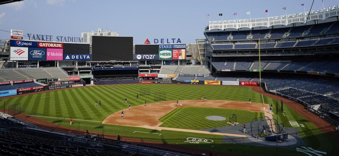 Yankees vs Medias Rojas aplazado por casos de covid-19