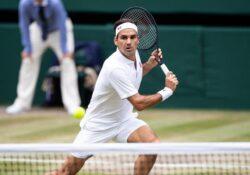 Federer vendió prendas y raquetas por 4 mde