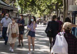 España supera los 4 millones de casos de COVID